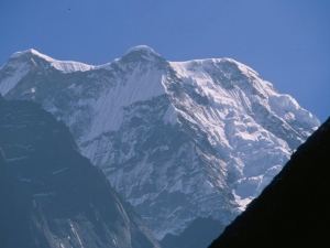 Mera Peak from the south