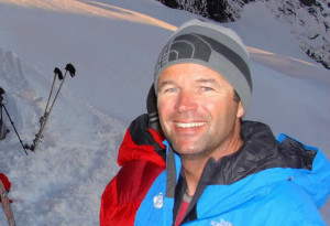 Mark Sedon Ski Guide NZ