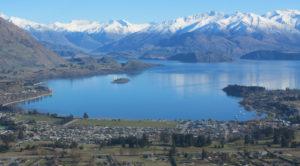 New Zealand Ski Touring Expedition Mark Sedon